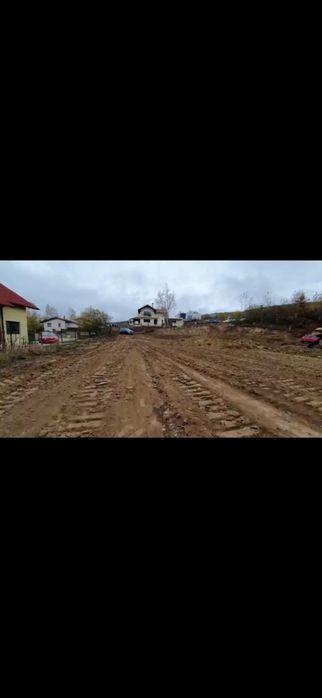 teren de vanzare cu autorizatie de constructie
