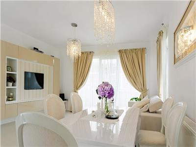 apartament de vanzare, 3 camere, lux, decomandat, 109,78 mp, Cluj Napoca