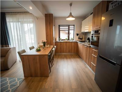 apartament de inchiriat cu loc de parcare subteran, 3 camere, Marasti, Cluj Napoca
