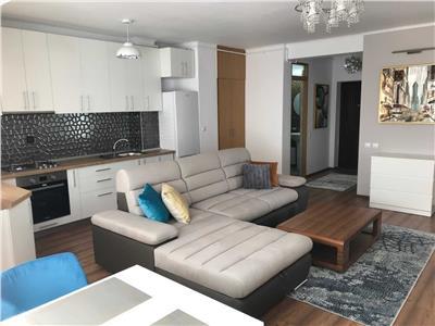 apartament de inchiriat cu loc de parcare subteran, 3 camere, decomandat, Marasti, Cluj Napoca